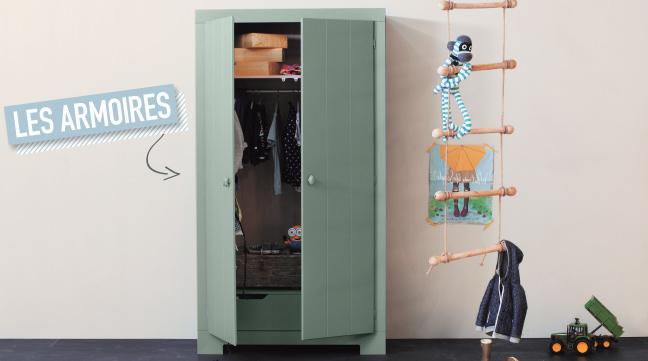 Les armoires