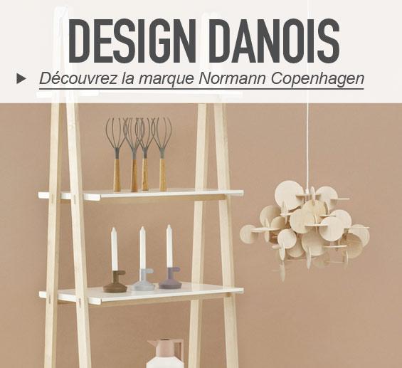 La marque Normann Copenhagen