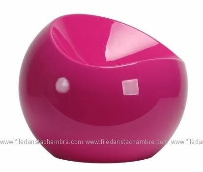 (fauteuil) ball chair - finn stone Ball_chair_fuchsia-6