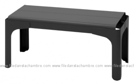 banc crocodile tolix file dans ta chambre. Black Bedroom Furniture Sets. Home Design Ideas