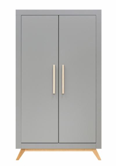Armoire 2 portes Fenna