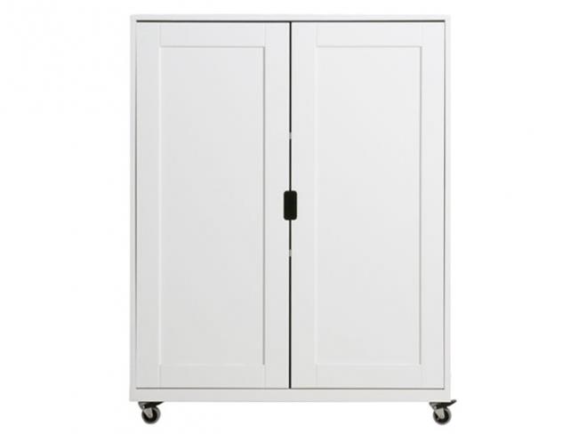 armoire roulettes mix match xs bopita file dans ta chambre. Black Bedroom Furniture Sets. Home Design Ideas