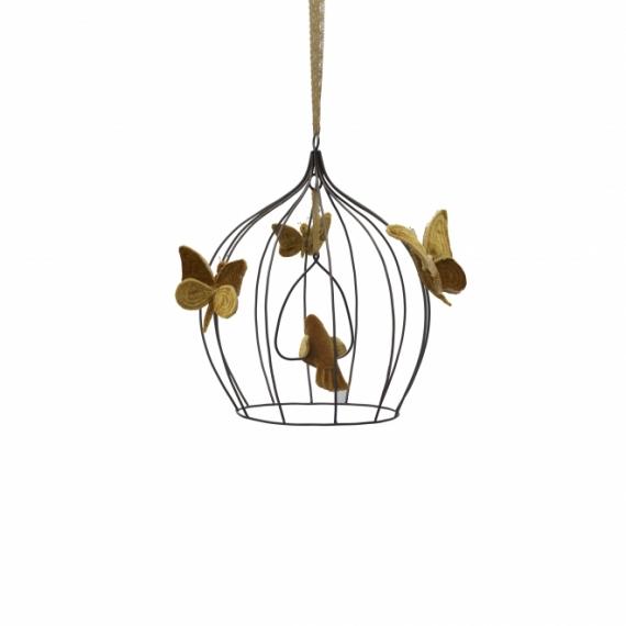 Bohemian Birdcage S