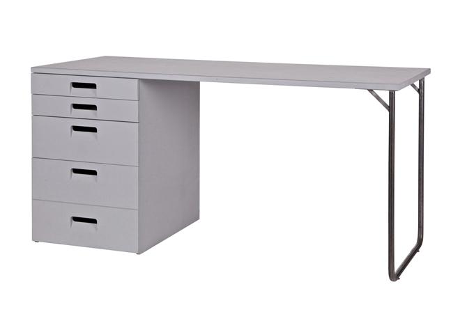bureau loft nordic factory file dans ta chambre. Black Bedroom Furniture Sets. Home Design Ideas
