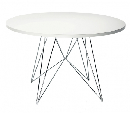 Table Tavolo XZ3 ronde