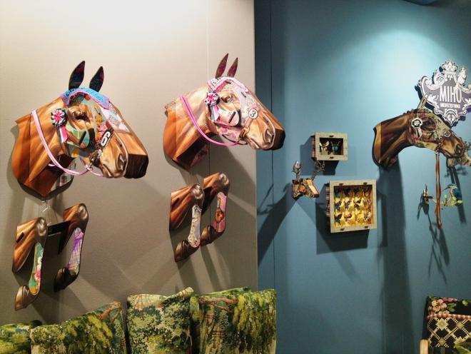 Chambre Deco Cheval : Décoration chambre theme cheval