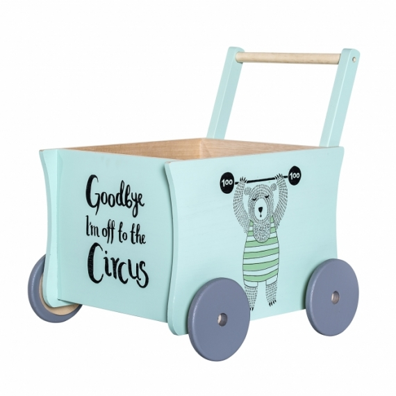 coffre jouets wagon bloomingville file dans ta chambre. Black Bedroom Furniture Sets. Home Design Ideas