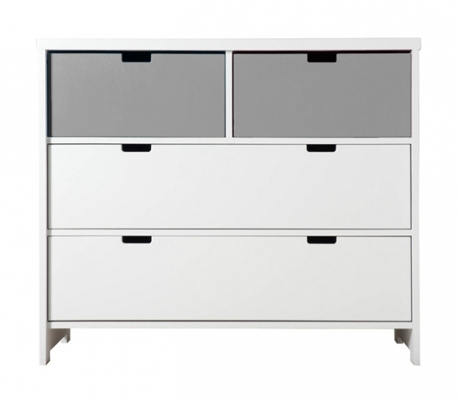 Commode Mix & Match 2 compartiments