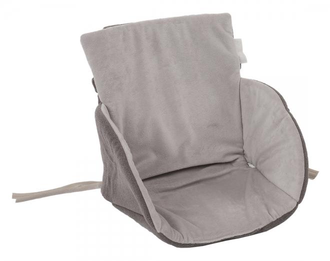 Coussin pour chaise haute cubic quax file dans ta chambre - Coussin pour chaise haute bebe confort ...