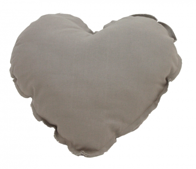 Coussin Coeur L Pastel