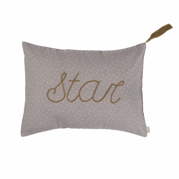 Coussin Star 30x40