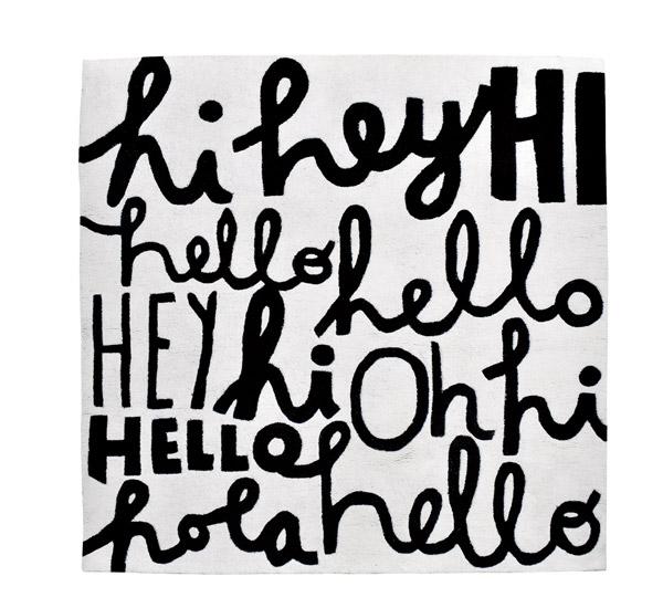 Tapis Hi Hey Hola