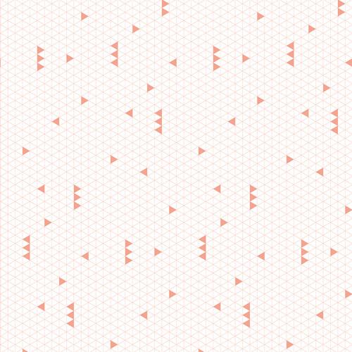 l de papier peint quadrillage triangles lilipinso. Black Bedroom Furniture Sets. Home Design Ideas