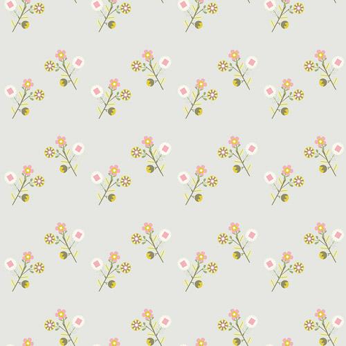 L de papier peint fleurs vintage lilipinso file dans ta chambre - Papier peint enfant vintage ...