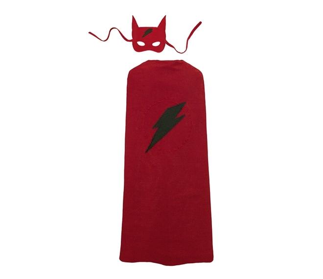 Déguisement - Super Héros Rouge
