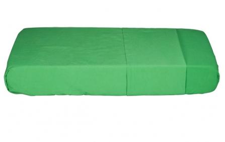 drap housse 70x140 sweet imps and elfs vert pomme file dans ta chambre. Black Bedroom Furniture Sets. Home Design Ideas