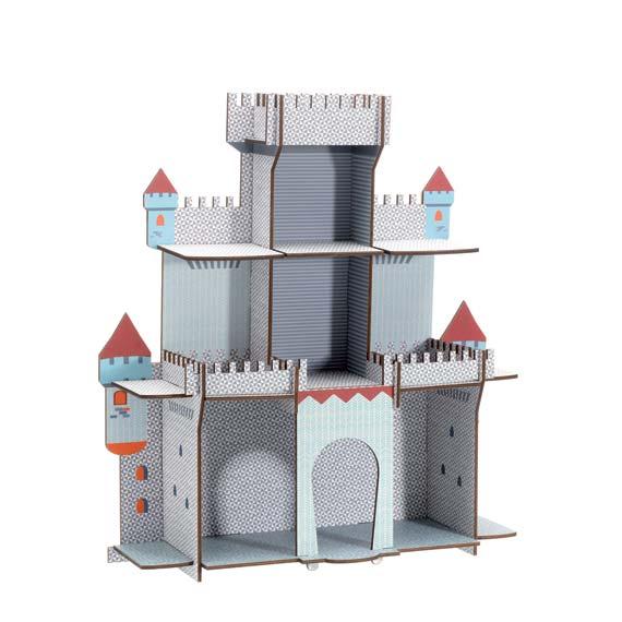 Etagère La citadelle du chevalier