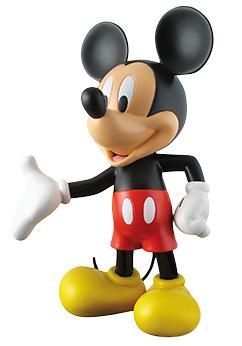figurine mickey leblon delienne file dans ta chambre. Black Bedroom Furniture Sets. Home Design Ideas