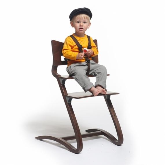Harnais pour chaise haute Leander