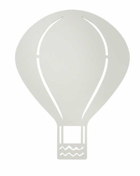 Air Balloon Lamp