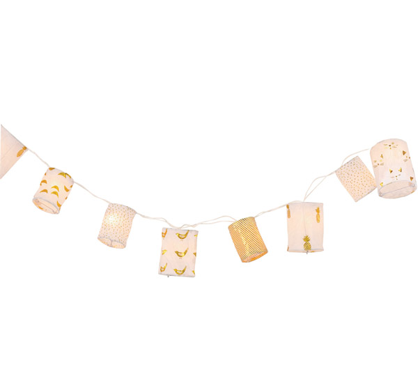 Guirlande lumineuse gold mimi lou file dans ta chambre for Guirlande lumineuse chambre enfant