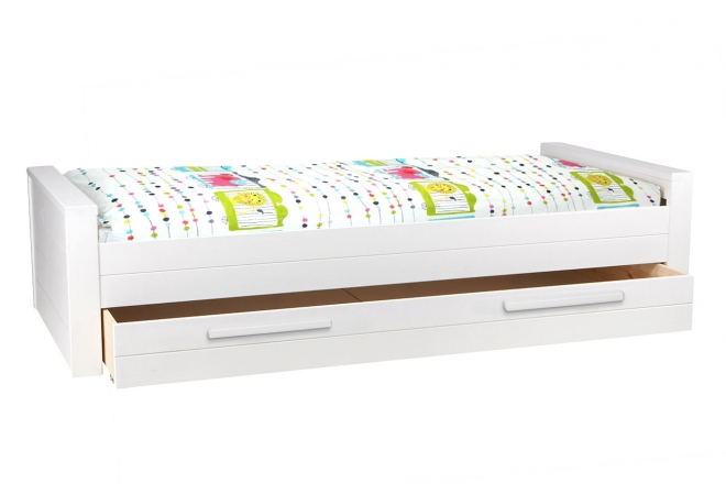 lit enfant axel tiroir de rangement nordic factory. Black Bedroom Furniture Sets. Home Design Ideas