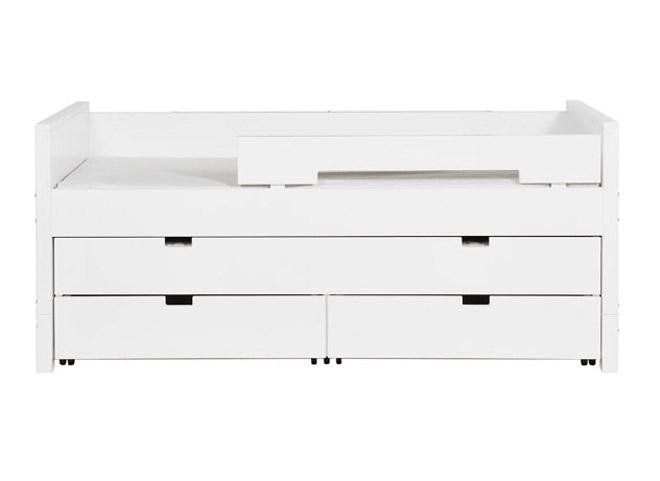 Lit Compact évolutif Mix & Match + tiroirs