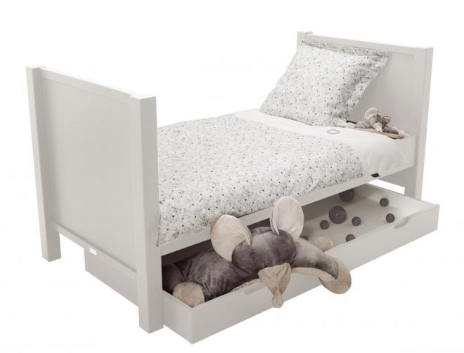 Lit b b volutif joy avec tiroir lit quax file dans ta chambre - Lit evolutif avec tiroir ...