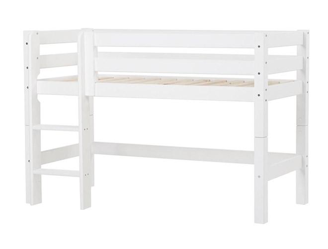 lit mezza volutif premium 70x160 h114 hoppekids file. Black Bedroom Furniture Sets. Home Design Ideas