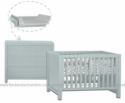 Mini Chambre Bébé Quarré