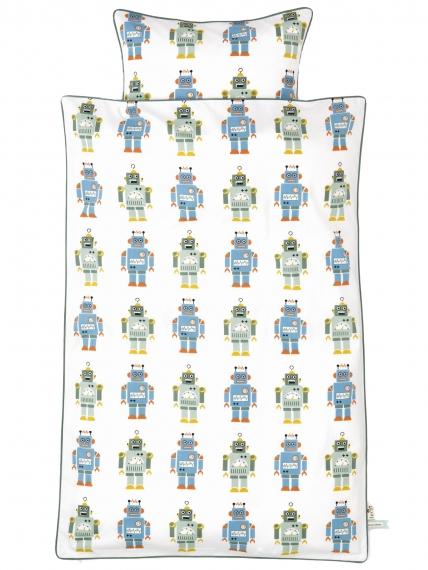 Parure de lit 100x140 Robots
