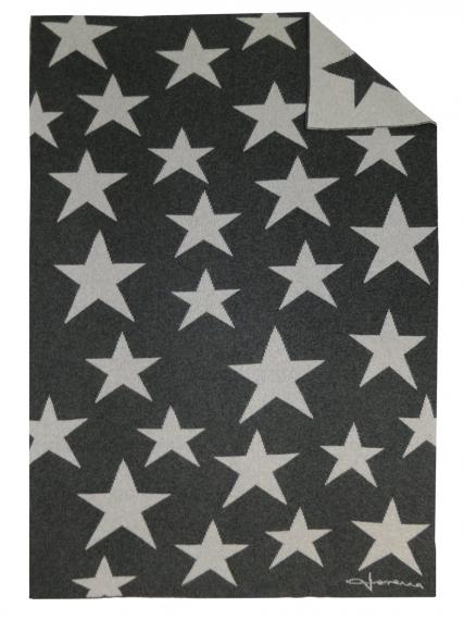 Plaid 120x180 Crazy Stars