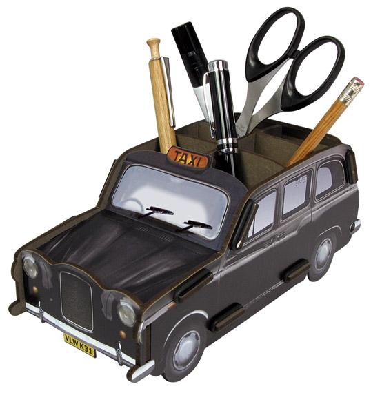 Porte stylos London Taxi
