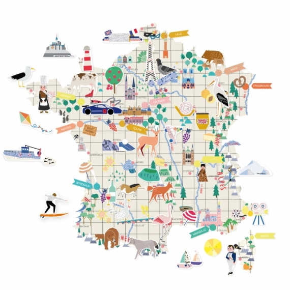 Sticker Ma France