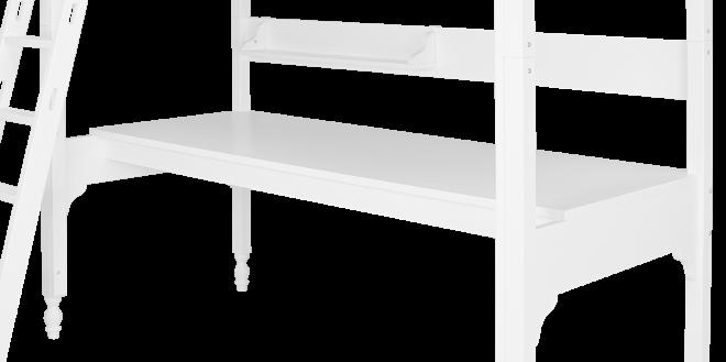Table de bureau Belle pour lit mezzanine XL Belle