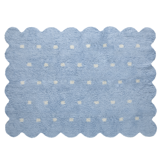 Tapis biscuit r versible 120x160 lorena canals file dans ta chambre - Tapis lorena canals soldes ...
