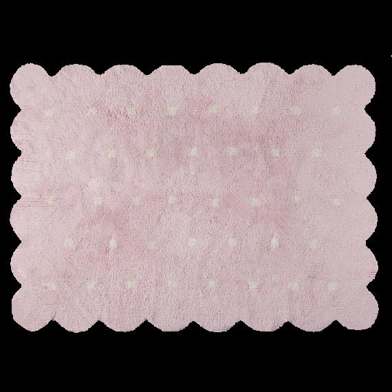 Tapis Biscuit Réversible 120x160