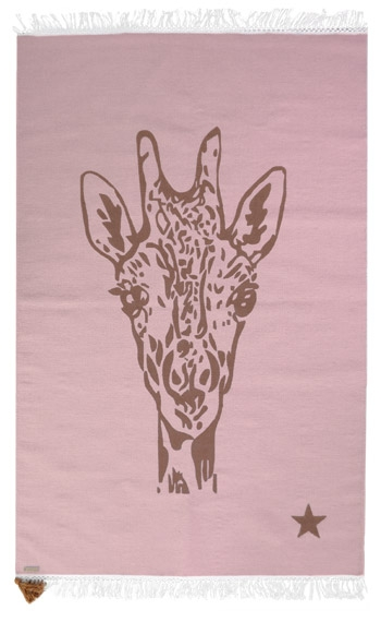 Tapis Gypsy Girafe 100x150