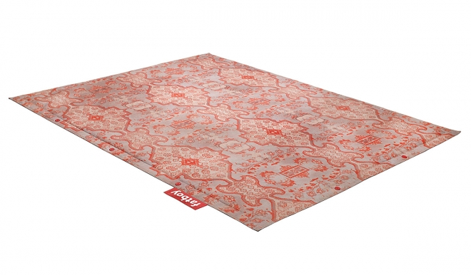 tapis chambre bebe fly the non flying carpet 140x180 fatboy orange file