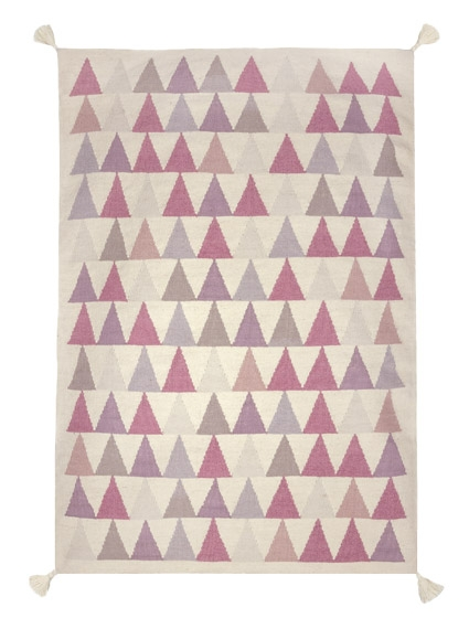 Tapis Triangles 140x200