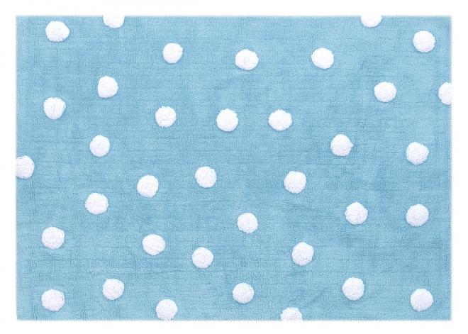 tapis pois 120x160 lorena canals file dans ta chambre - Tapis Chambre Bebe Bleu