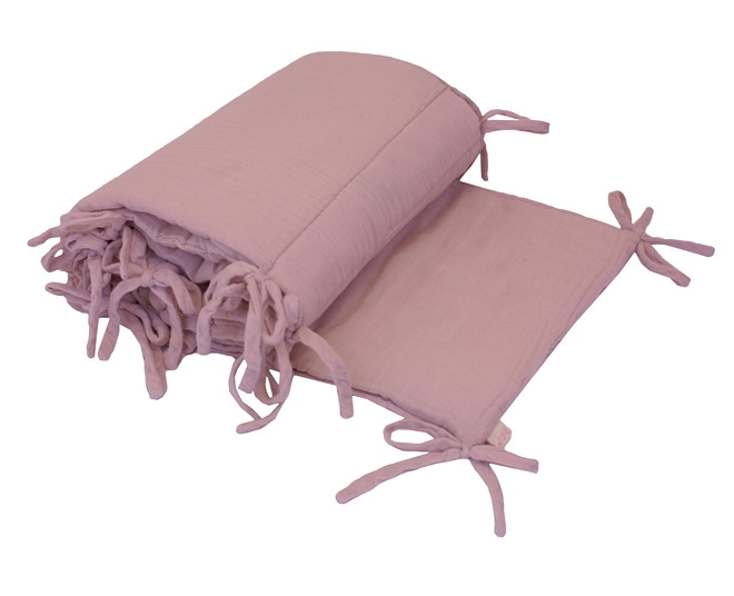 tour de lit gaze 60x120 et 70x140 numero 74 file dans ta chambre. Black Bedroom Furniture Sets. Home Design Ideas