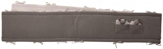 textiles tour de lit  quax x et