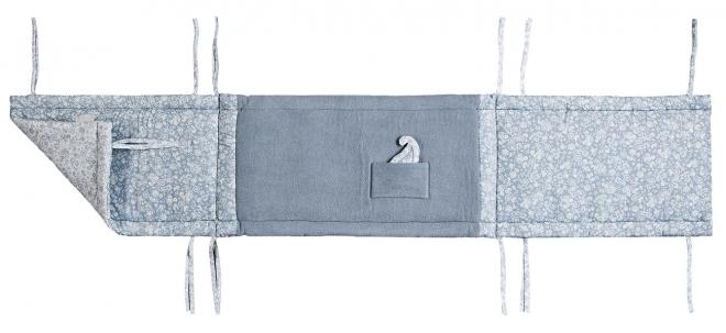 Tour de lit 60x120 et 70x140 quax file dans ta chambre - Tour de lit bebe pour lit 70x140 ...