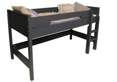 lit mezzanine mi hauteur mix match 128 bopita file. Black Bedroom Furniture Sets. Home Design Ideas