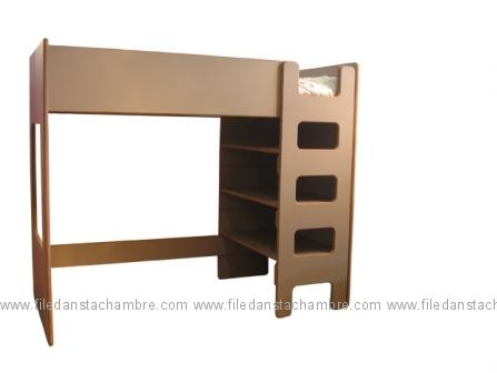 prix lit mezzanine mathy by bols. Black Bedroom Furniture Sets. Home Design Ideas