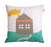 Coussin Little House