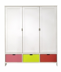 Armoire Mix & Match 3 portes