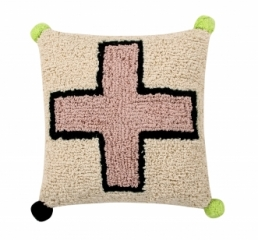 Coussin Cross