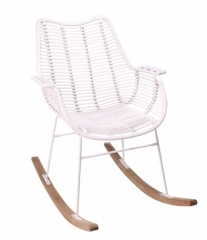 Rocking Chair Rotin